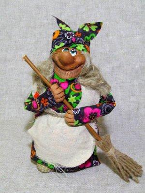 Кукла Баба-Яга Добрая, М