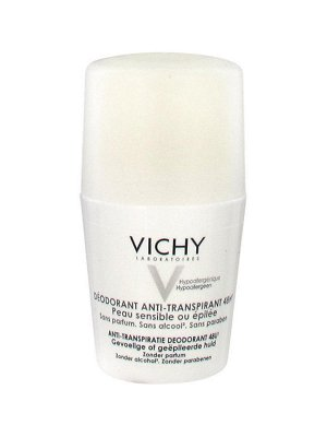 Vichy 48H Anti-Perspirant Deodorant Sensitive Skin Roll-on 50ml