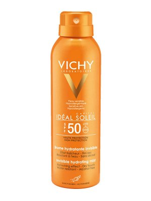 Vichy Ideal Soleil Invisible Hydrating Mist SPF 50 200ml