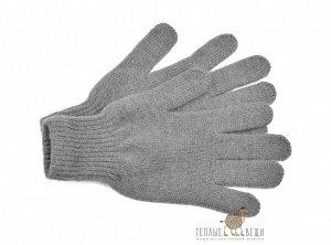 Перчатки взрослые из шерсти яка в ассортименте