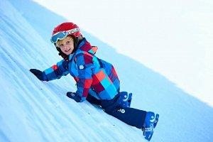 Зимний костюм на мальчика Канада
