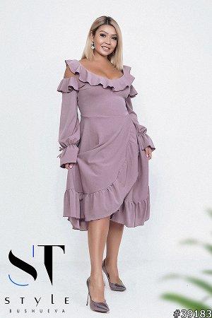 Платье 39183