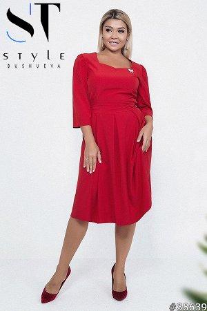 Платье 38639