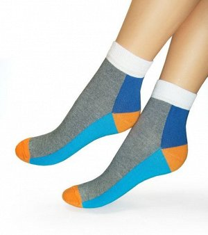 Женские носки-носочки 251 размер 23-25