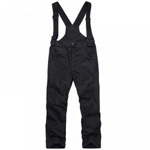 зимние брюки черные