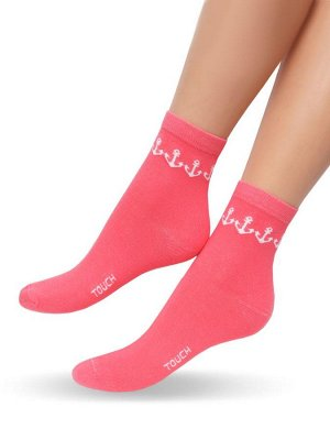 Женские носки-носочки 274 размер 23-25