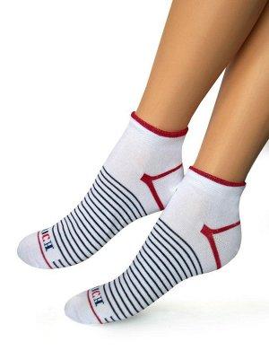Женские носки-носочки 341 размер 23-25