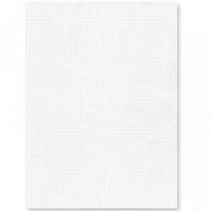 Канва пластиковая цвет белый 28*21 см