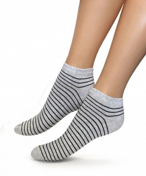 Женские носки-носочки 354 размер 23-25