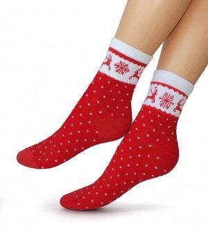 Женские носки-носочки 389 размер 23-25