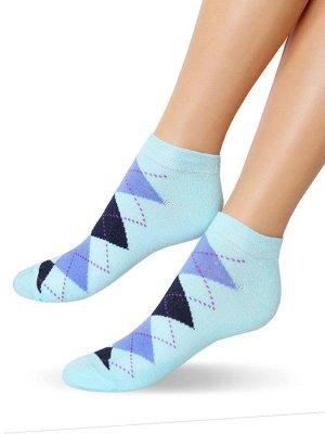 Женские носки-носочки 203 размер 23-25