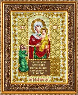 Набор (вышивка бисером) Пр.Богородица Нечаянная радость