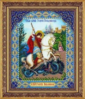 Набор (вышивка бисером) Св.Георгий Победоносец