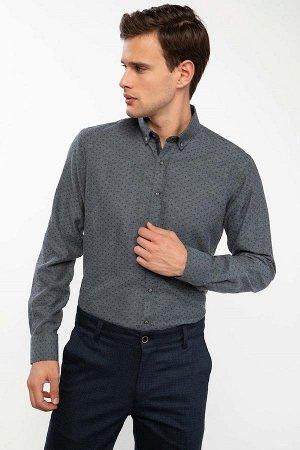 Рубашка (modern fit) на рост 180