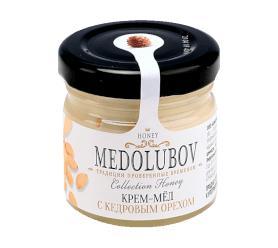 Крем-мед с кедровым орехом 40 мл