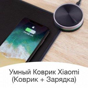 Коврик для мыши Xiaomi Mi Smart Mouse Pad с беспроводной зарядкой