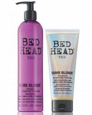 TiGi - Профессиональная косметика для волос- 64) Новинки!    — Bed Head BLONDE - ДЛЯ БЛОНДИНОК — Шампуни