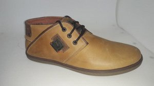 Зима ботинки мужские. Бренд SERG