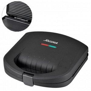Гриль электрический 800 Вт АКСИНЬЯ КС-5200 черный