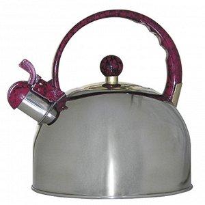 Чайник со свистком 3 л Webber BE-505