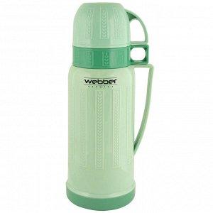 Термос 1,8л Webber 31000/3S зеленый