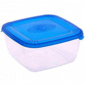 Емкость для хранения пищевых продуктов POLAR квадратная 2,5л РТ1677
