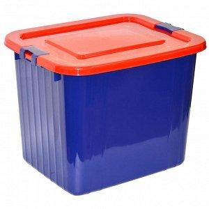 Ящик для хранения 60 л 1760/24 синий
