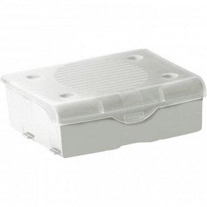 Блок для мелочей 11x9см ПЦ3713ПРМТ-40PS прозрачный матовый