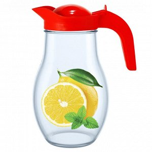 Кувшин 1,7л (Цитрусовые - Лимон) 1610-Д