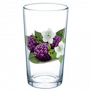 Набор 6 стаканов 230 мл (Ежевика) ДСГ12560611