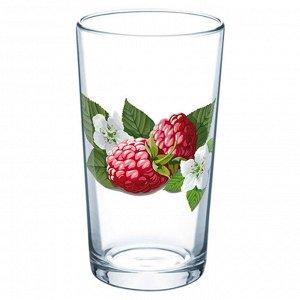 Набор 6 стаканов 230 мл (Малина) ДСГ12560676
