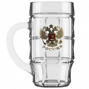 """Кружка для пива 500 мл 1030-Д """"Орел"""""""