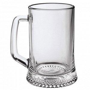 """Кружка для пива 500мл """"Ладья"""" 02с1008-54"""
