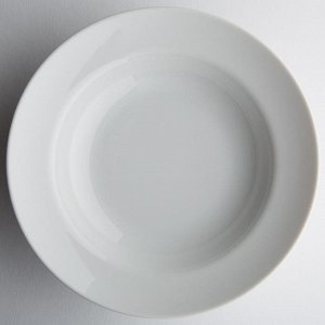 "Тарелка 200 мм глубокая ф.653 Идиллия ""Белье"" 4С0247Ф34"