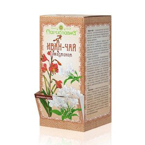 «Иван-чай с жасмином» в фильтр-пакетах НОВИНКА!