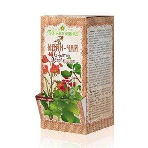 «Иван-чай с мятой и барбарисом» в фильтр-пакетах НОВИНКА!