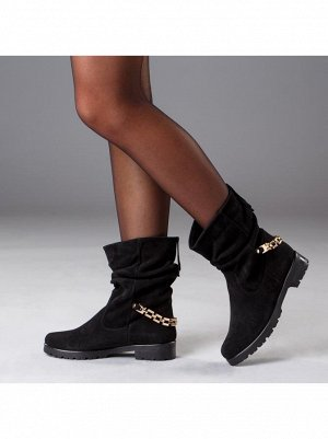 Стильные зимние ботинки!!!!!