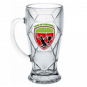 "Кружка для пива 500 мл 1404Ф ""Футбол"""