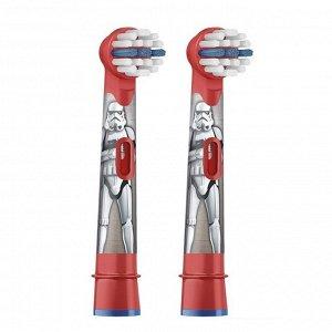 Орал-Би Насадки Д/Детской Электрической Зубной Щетки Stages Power Eb10K Звездные Войны №2