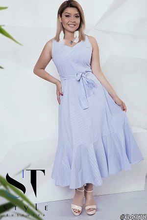 Платье 34378