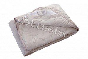 Одеяло из овечьей шерсти (пл. 300) Микрофибра