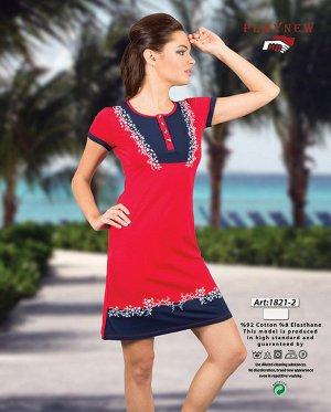 Платье для дома на р44 Турция