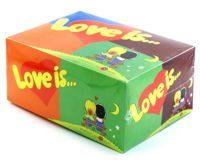 "Love IS Жевательная резинка ""Love is"" Микс"