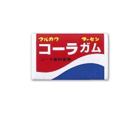 MARUKAWA жевательная резинка со вкусом колы  5,5 г.,