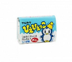 MARUKAWA жевательная резинка со вкусом холодящей содовой  5,5 г.,