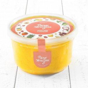 Крем-мёд с курагой в пластиковой банке Вкус Жизни New 300 гр