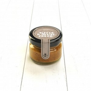 Крем-мёд с пергой и прополисом 35 гр