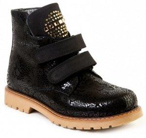 Ботинки Ботинки . Цвет чёрный