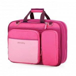 Сумка-рюкзак Allerbaby розовая ( сумка для мам)