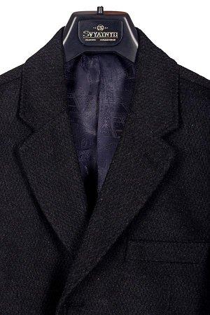 Пальто Код товара: 31361 Артикул: 190-4-Р2 Сезон: демисезонные Модель: Р2 Цвет: серый Фактура: полоса Состав: шерсть-85%, вискоза-10%, полиэстер-5%